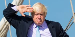 Boris Johnson Impression