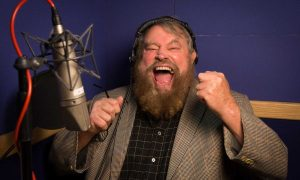 Brian Blessed Impresionist